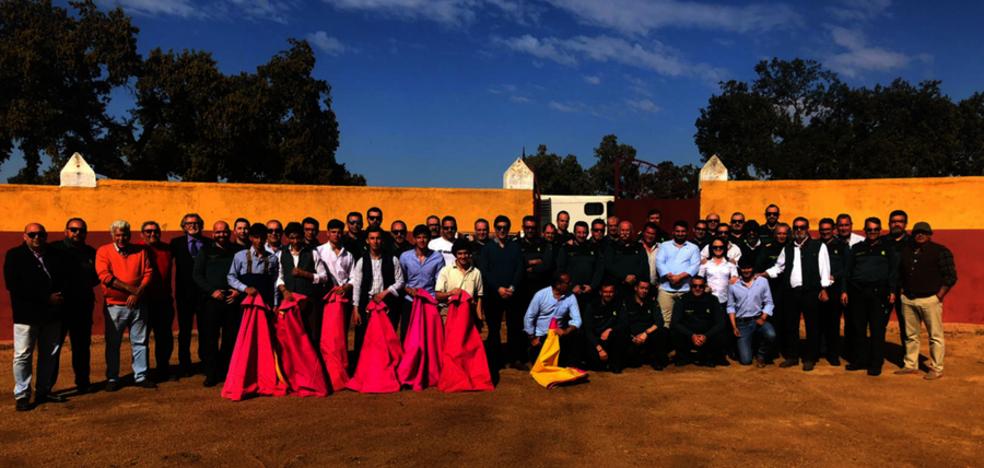 Olivenza acoge una jornada de formación sobre los festejos taurinos populares