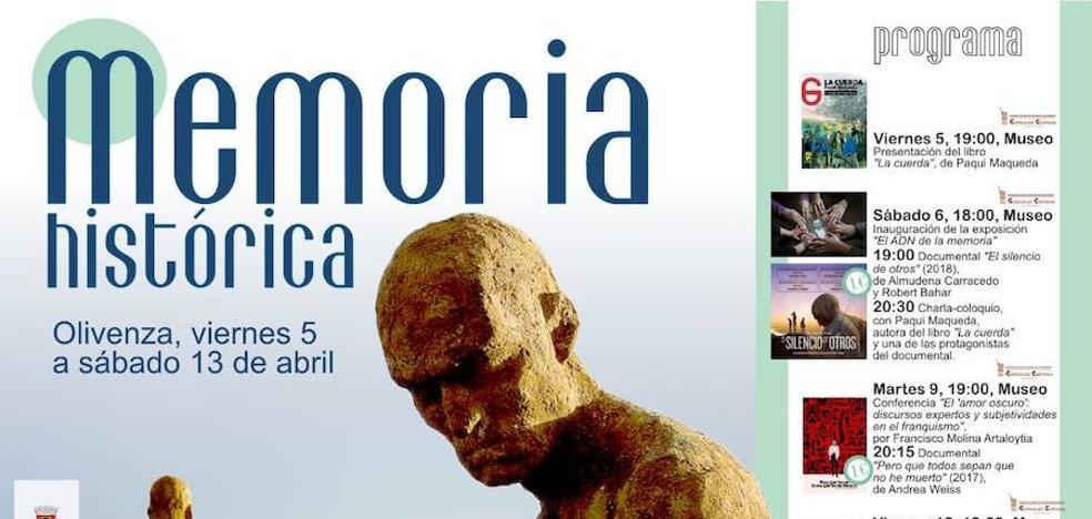 Limbo Cultura organiza en Olivenza un ciclo de actividades sobre Memoria Histórica