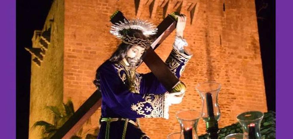 El Señor de los Pasos, Patrón de Olivenza, celebra su día este Domingo de Pasión