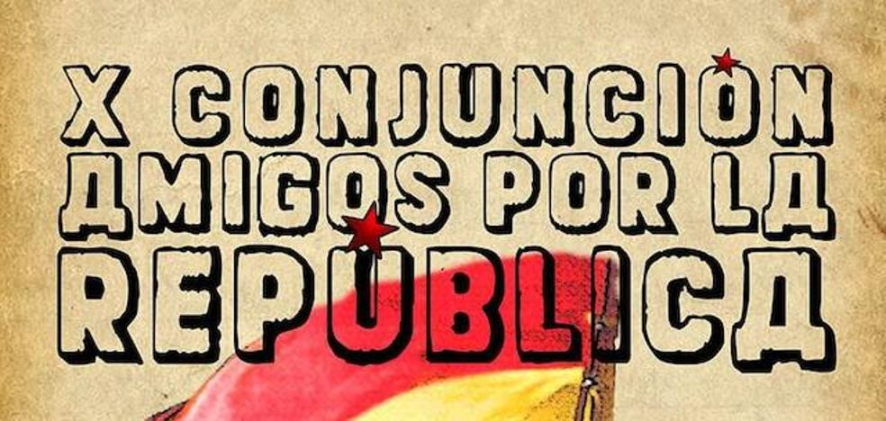 Olivenza acoge este 14 de abril la X Conjunción Amigos por la República