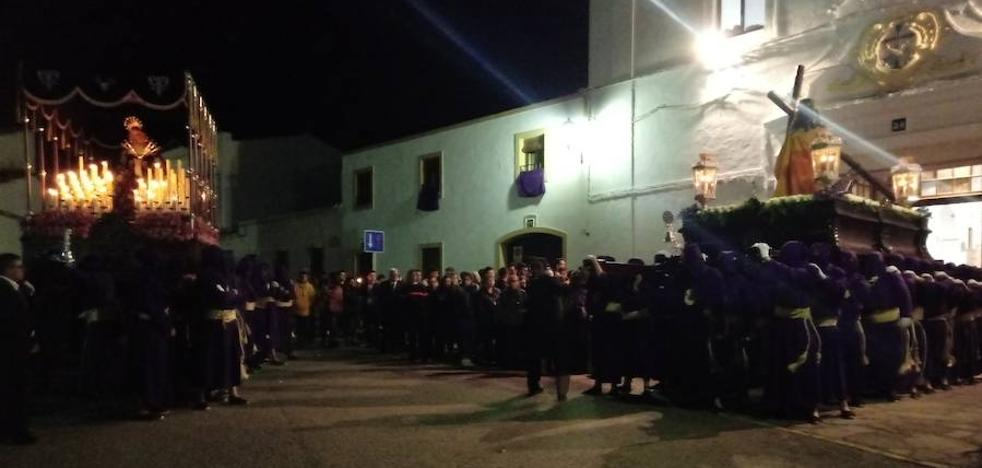 Emoción y recogimiento el Lunes Santo con la procesión de 'Los Obreros'