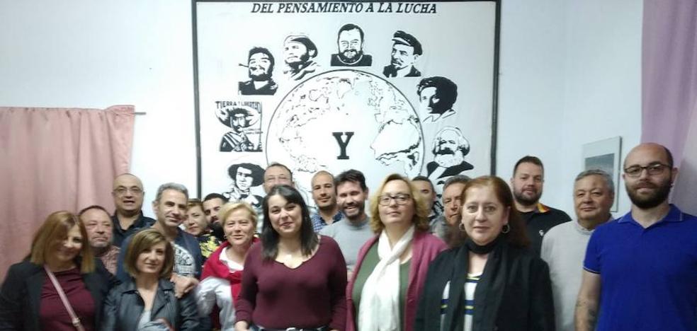 Izquierda Unida hace pública la composición de su renovada lista para las elecciones municipales