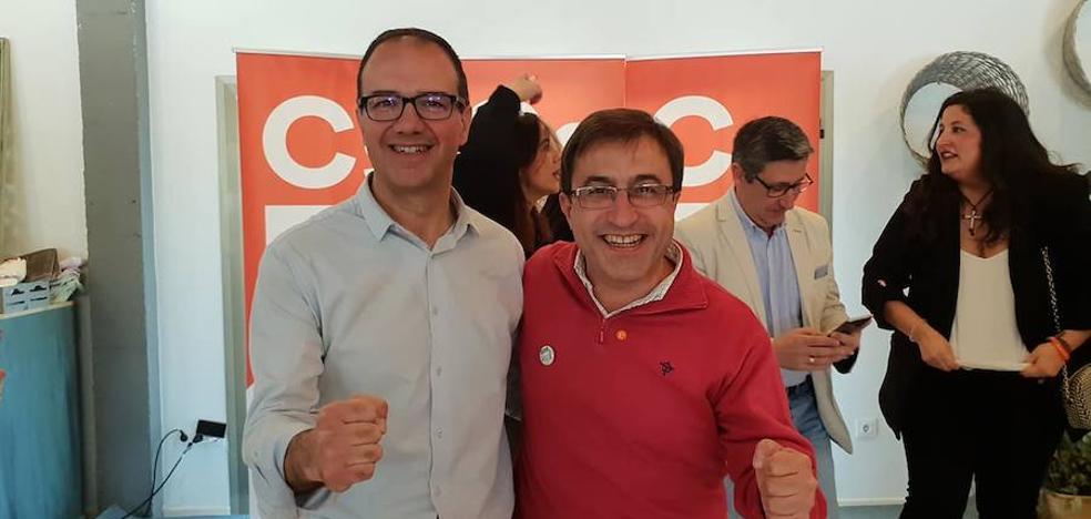 José Antonio Heredero, candidato a la alcaldía de Olivenza por Ciudadanos