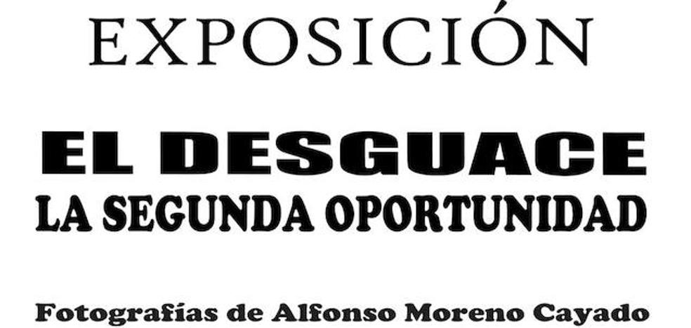 El Museo acogió en abril una muestra fotográfica de Alfonso Moreno