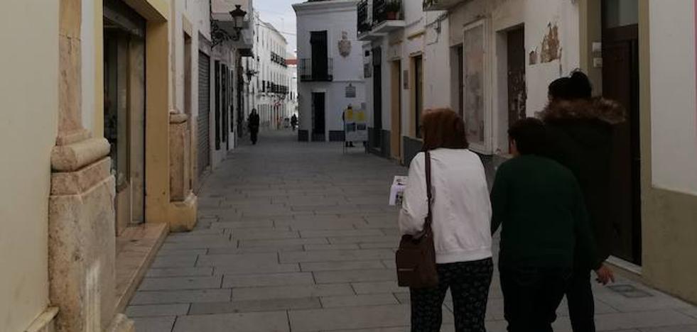 Una gerente de dinamización comercial trabajará con el pequeño comercio minorista en Olivenza