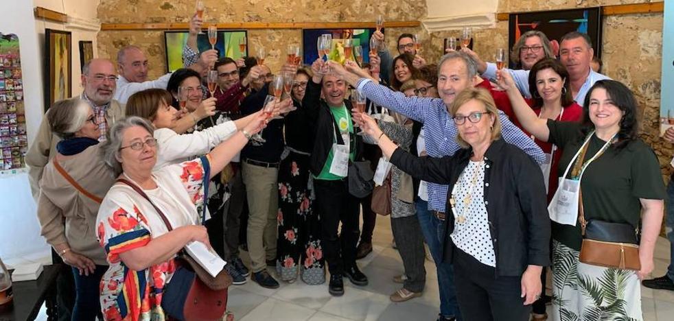 'Etnovino' conjuga catas y visitas guiadas en el Museo de Olivenza