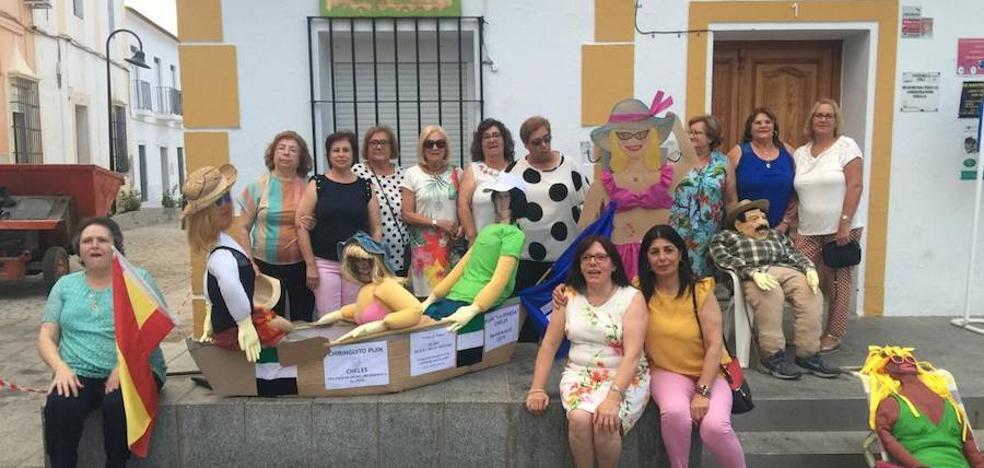 La mayor parte de los pueblos de la comarca de Olivenza festejan la noche de San Juan