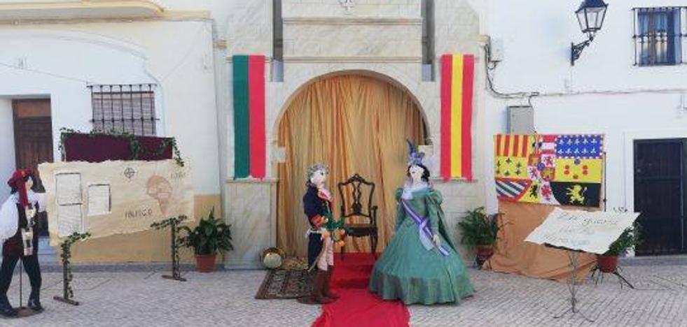 Olivenza da la bienvenida al verano con 'Las Muñecas de San Juan'