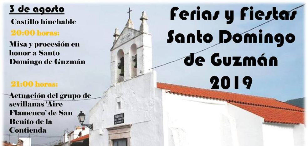 La aldea de Santo Domingo de Olivenza celebra sus fiestas patronales