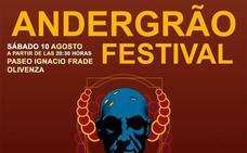 El Festival Andergrão celebrará este sábado conciertos gratuitos de músicos locales
