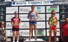 Olivenza vuelve a acoger la prueba de triatlón 'Desafío Trialqueva'