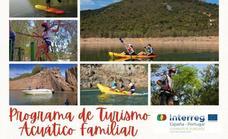 Olivenza volverá a celebrar este sábado el descenso en kayaks de Alqueva