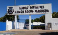 Olivenza celebra hoy el acto por el que se le da el nombre de Ramón Rocha Maqueda a la Ciudad Deportiva