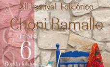 Este sábado se celebrará el XII Festival Folklórico 'Choni Ramallo' en Olivenza