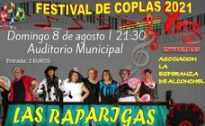 'Las Raparigas' de Olivenza y 'La Esperanza' de Alconchel vuelven con su festival de coplas