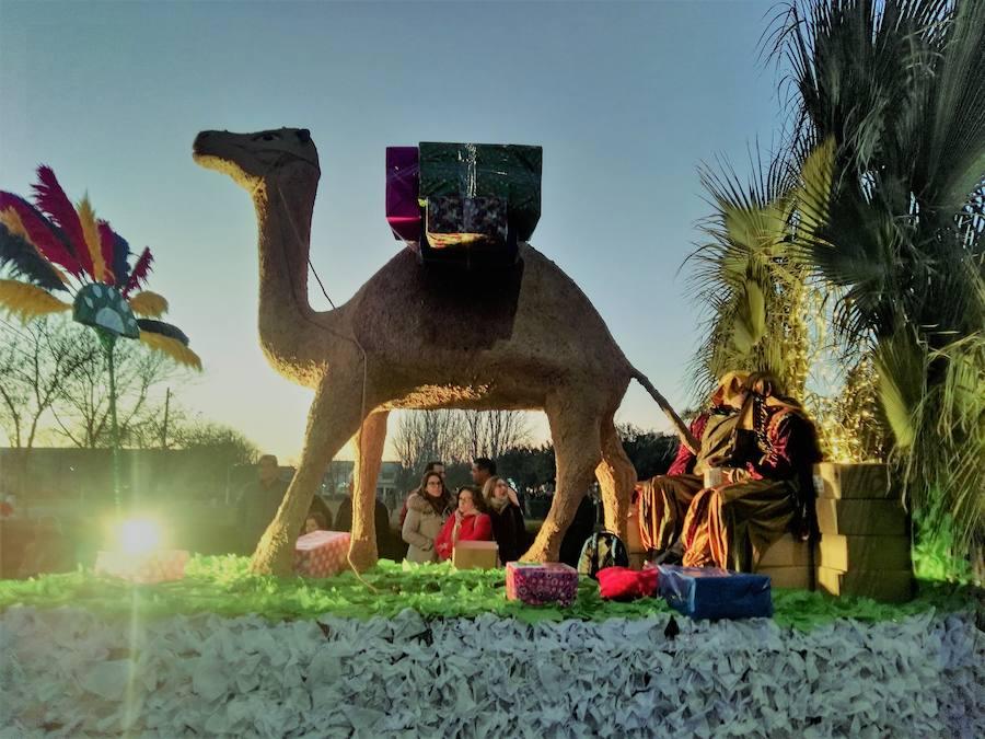 Puebla celebra el 60 aniversario de su espectacular cabalgata de Reyes