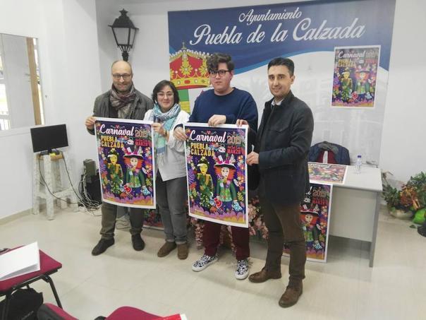 Presentados el Cartel del Carnaval 2.019 de Puebla y su programa de festejos