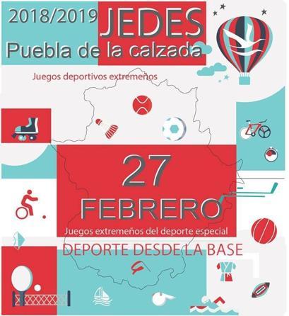 Puebla acoge este año de nuevo la celebreación de los Juegos del Deporte Especial (JEDES)