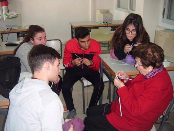 La fundación MUSOL premia al IES Díez-Canedo