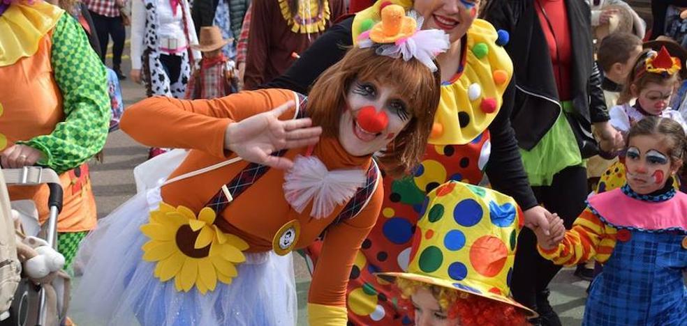 El Carnaval inundará hoy las calles de Puebla de la Calzada