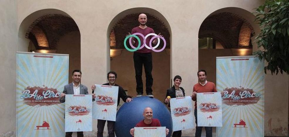 El Circo llega a los Pueblos de la mano de la Diputación Provincial de Badajoz