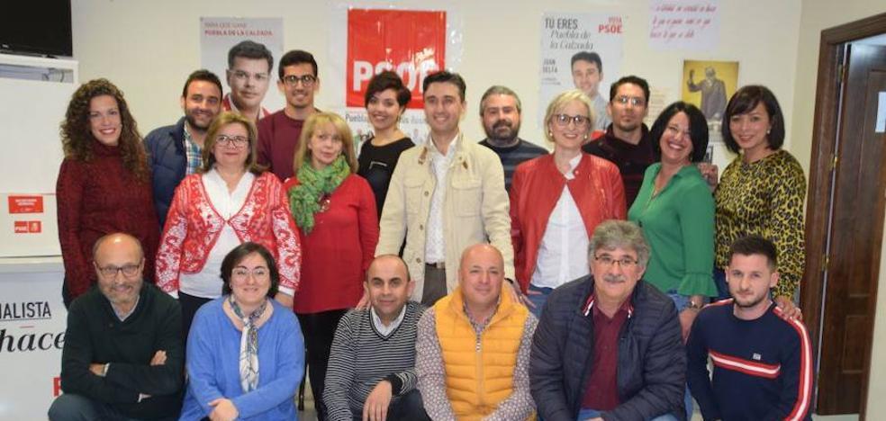 Presentada la lista del PSOE que concurrirá a las elecciones municipales del 26 de mayo
