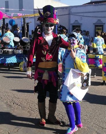 El Carnaval en Puebla sigue engordando currículum