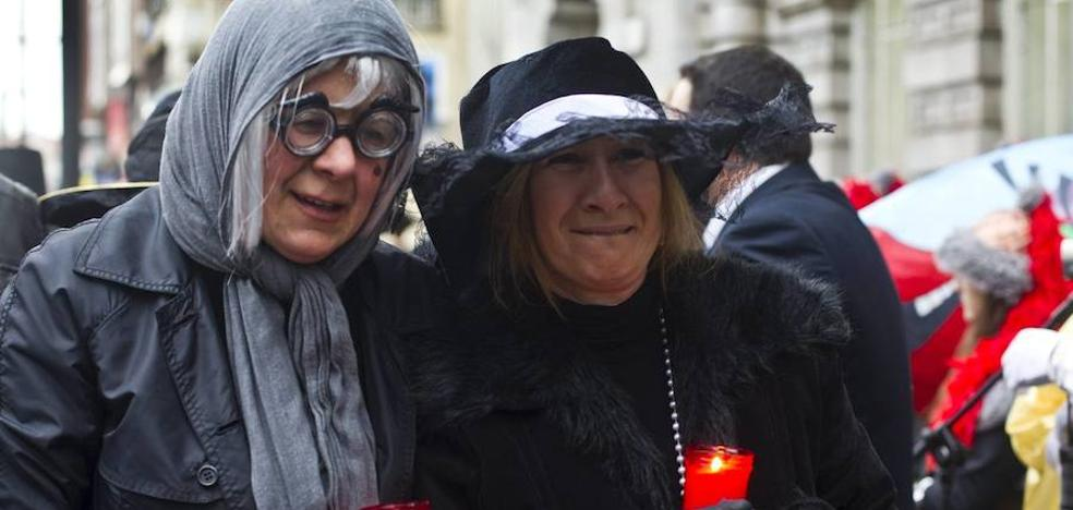La Sardina ha fallecido, esta noche se procederá a su entierro en Puebla de la Calzada