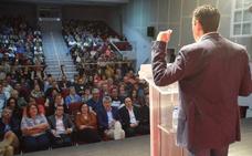 El PSOE de Puebla de la Calzada realiza su acto de presentación de candidaturas a las elecciones municipales.