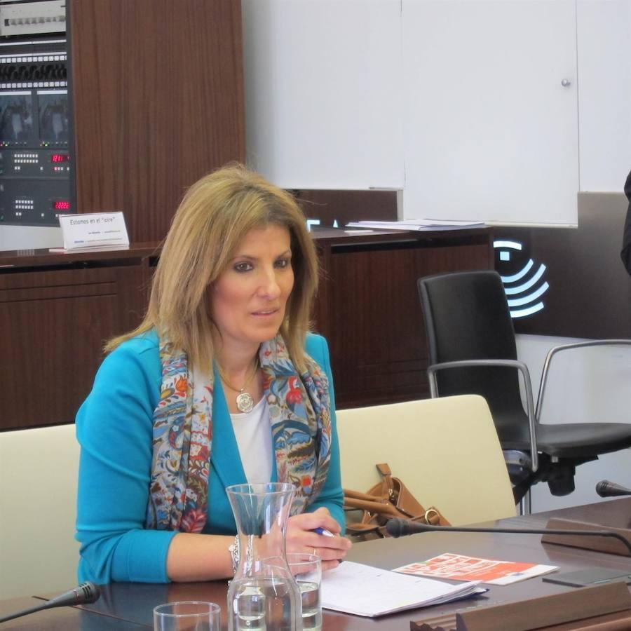 Auxiliadora Correa desmiente su voto en contra al Plan de Infraestructuras Educativas