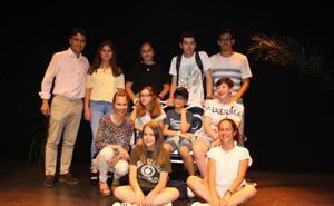 Clausura con éxito de la Escuela Municipal de Teatro de Puebla de la Calzada