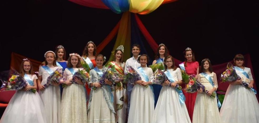 Gala de entrega de premios literarios y elección de la Reina de las Fiestas de 2.019