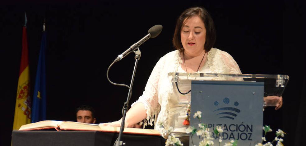 Dolores Méndez Durán elegida como miembro de la Diputación de Badajoz