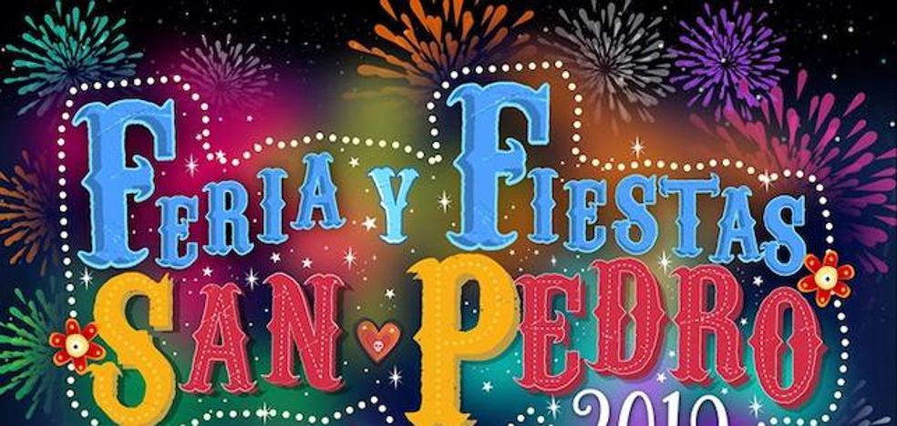 Presentado el cartel oficial de la Feria de San Pedro 2.019