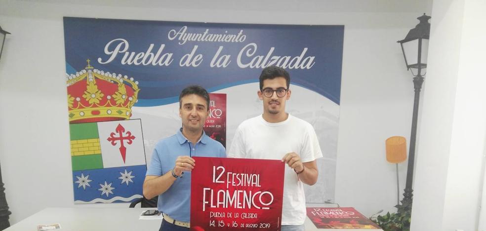 Presentado el XII Festival de Flamenco «Puebla de la Calzada»