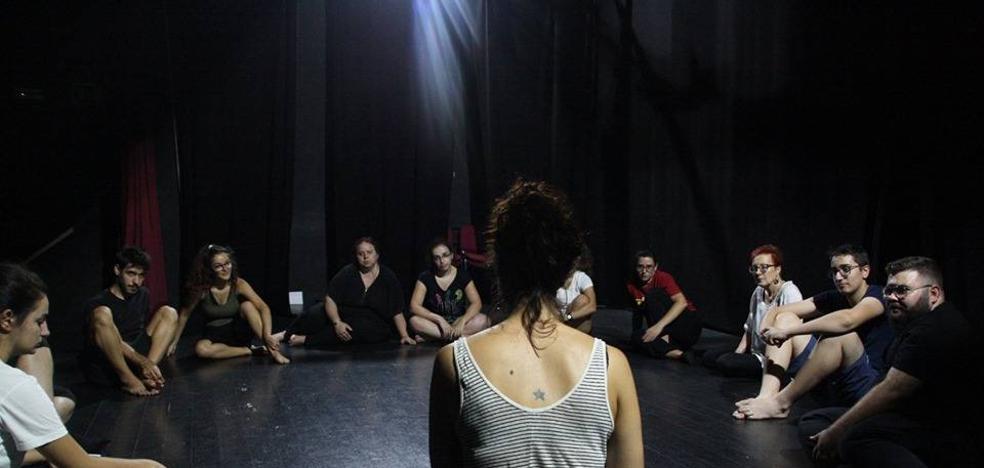Taller formativo de teatro Greco-Latino en Puebla de la Calzada