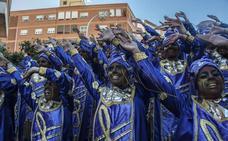 Nostalgia carnavalesca en Puebla de la Calzada