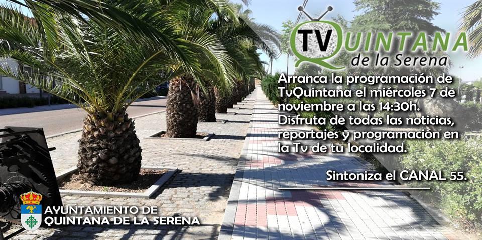 Televisión Quintana reanudará su emisión en digital mañana a partir de las 14:30 horas