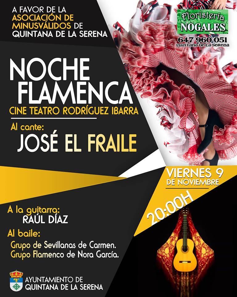 La Asociación de Minusválidos de Quintana celebra esta noche una gala flamenca