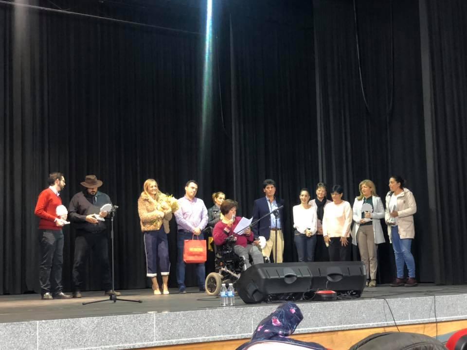 La Asociación de Minusválidos celebró su tradicional gala benéfica con tintes flamencos