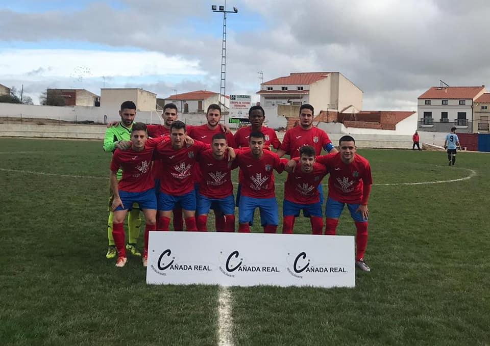 El Club Deportivo Quintana empató en casa ante Cabeza del Buey