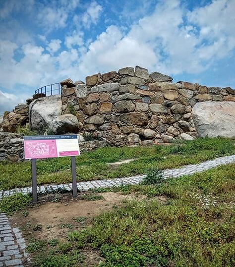 'La Serena Paisaje Cultural' ha visitado hoy el fuerte de Hijovejo