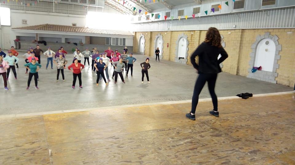'Muévete contra la violencia de género' volvió a Quintana en su segunda edición