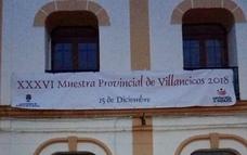 Quintana acoge la final de la XXXVI Muestra Provincial de villancicos de Diputación