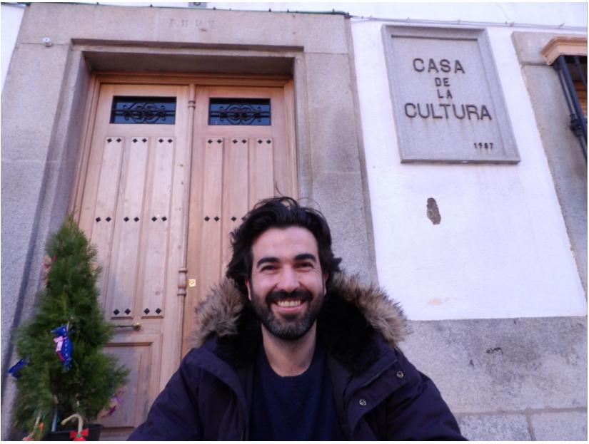 Carlos Algaba; una vida en el escenario