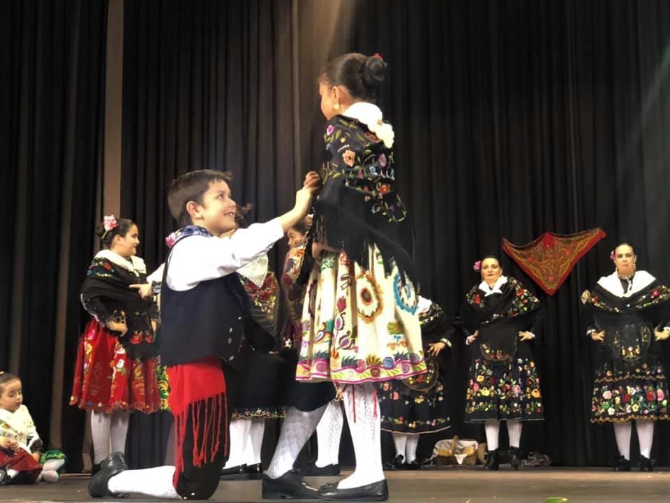 El proyecto folclórico 'Enraizarte' acercó a Quintana esta expresión cultural