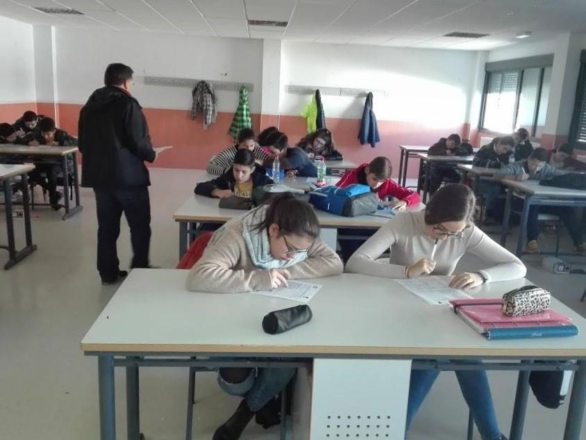 Los alumnos IES Quintana recibieron un taller sobre acoso escolar