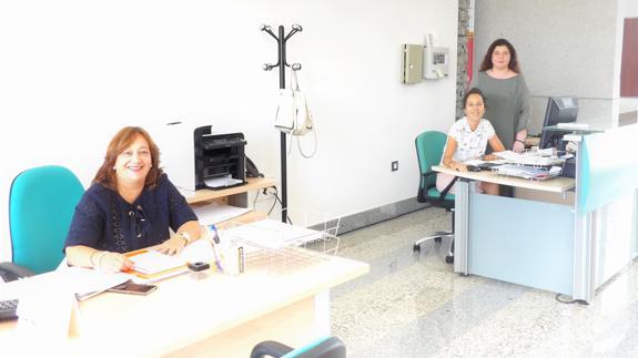 El centro de formación de Quintana ofrece tres nuevos cursos para desempleados