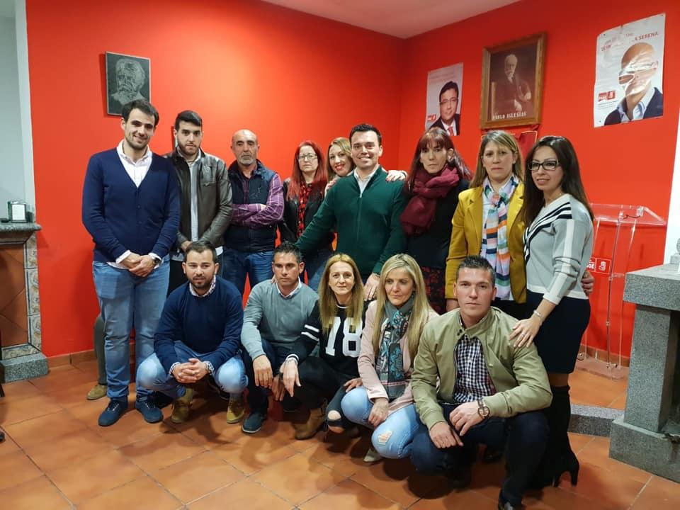 Raimundo Dávila será el cabeza de cartel del PSOE local para las próximas elecciones municipales
