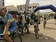 240 corredores se atrevieron con la XVI maratón 'Puerto la Cabra extremeña BTT'
